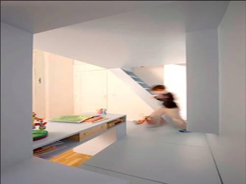 Photo of una camera per giocare, soluzione di arredamento