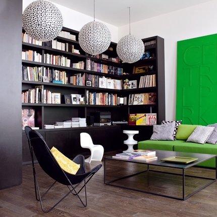 Photo of Appartamento urban-chic a Parigi, un bel progetto di interior design