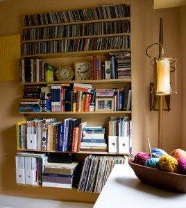 soluzione a nicchia per i vostri libri