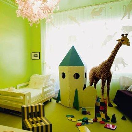 Camera bambini low cost arredamento con un piccolo budget for Divanetti per bambini