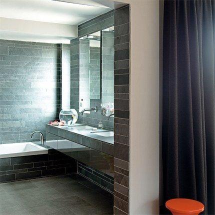 Arredamento bagno materiali mobili ed accessori for Arredare il bagno
