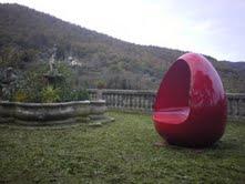 Photo of Atargatis: la poltrona uovo del designer Roberto Casati