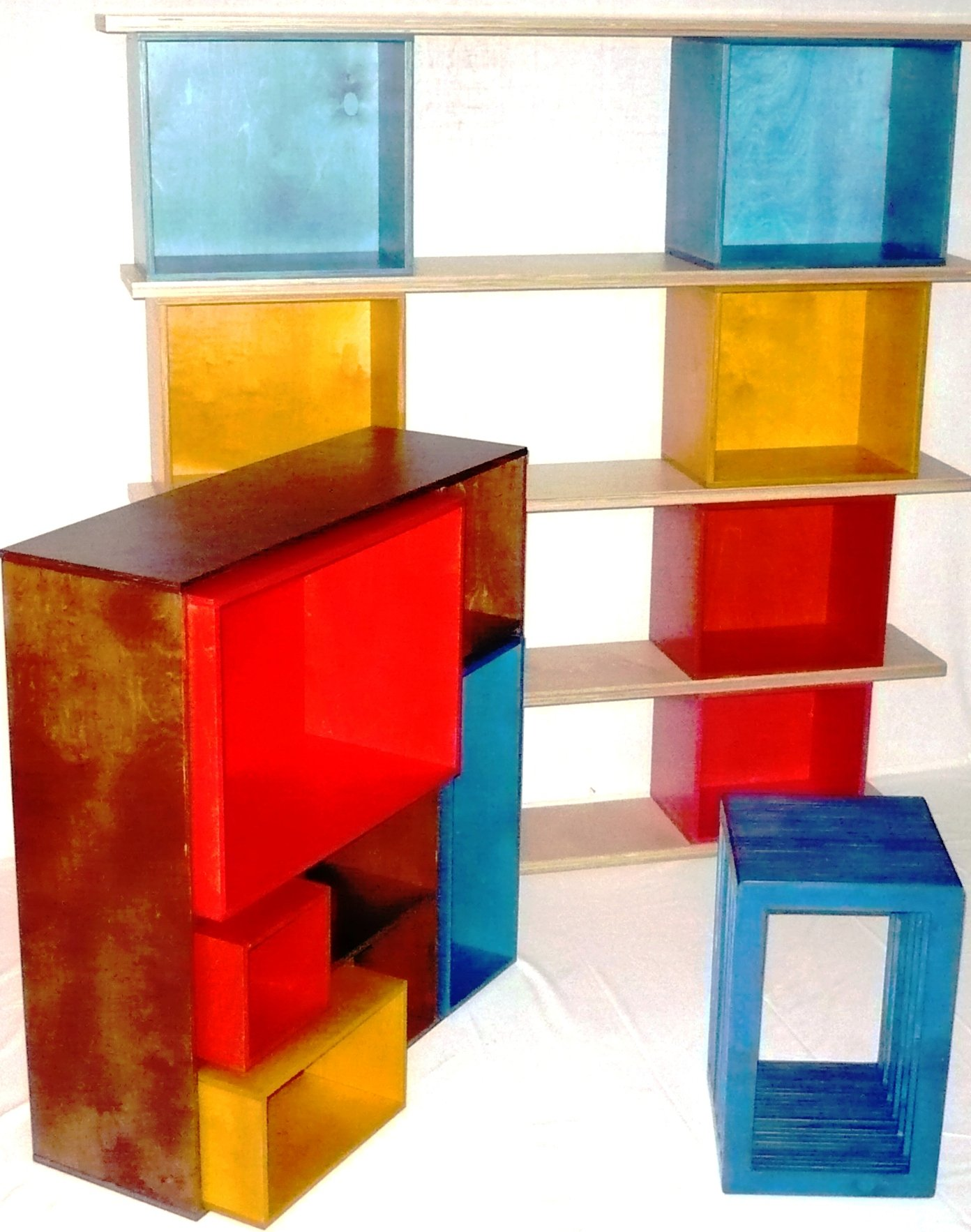 Enjoy your eco design gli arredi multifunzionali ed eco for Superstudio arredamento