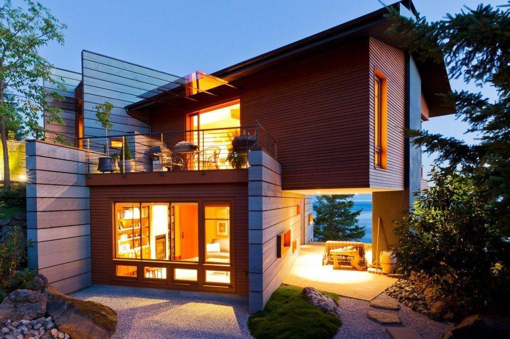 Photo of Scopriamo questo progetto di Prentiss Architects, la casa San Juan Cliffside