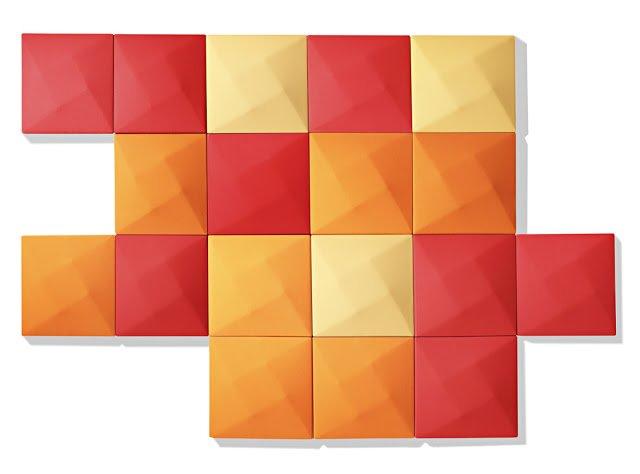 Oktav absorbing Panel pannelli fonoassorbenti