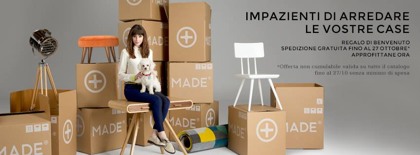 Photo of Al via la versione italiana di Made.com