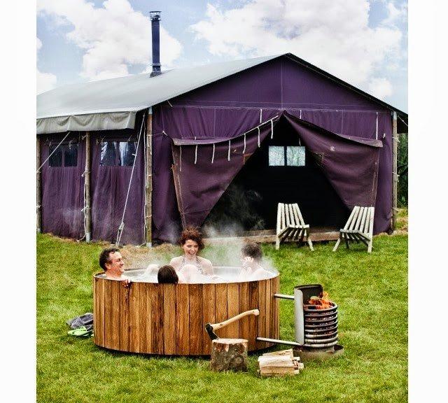Photo of Vasca da bagno portatile: un esempio a legna dall'Olanda