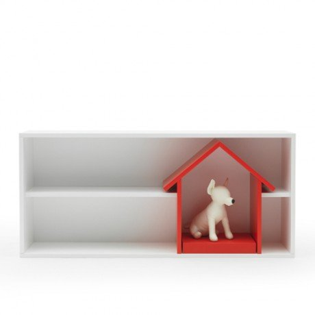 Photo of Cave pet: la libreria disegnata da Sakura Adachi con uno spazio per il vostro animale domestico