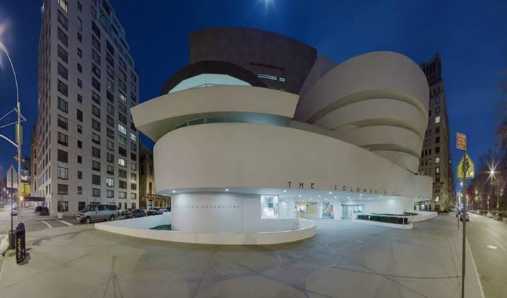 Photo of Il Solomon R. Guggenheim Museum a New York