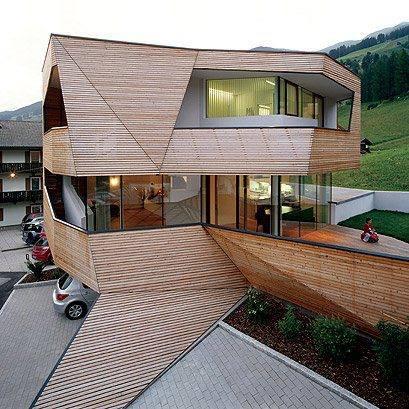Photo of la casa cubo