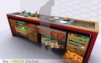 Photo of I Green, la cucina ecocompatibile di Veneta Cucine