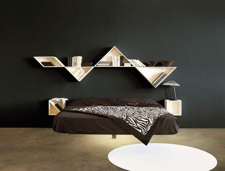Photo of Fluttua Bed, il letto disegnato dal designer Italiano Daniele Lago