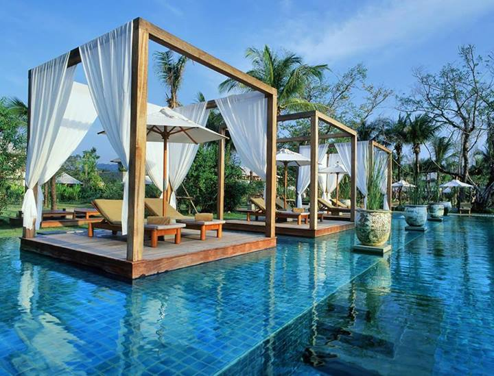 Photo of il fantastico resort di Brett Seriani Seminyak a Bali in Indonesia