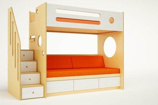 Photo of Marino: la soluzione di arredamento della Casa Kids per la camera dei bambini