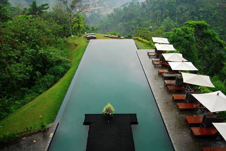 Photo of Una fantastica piscina a Bali