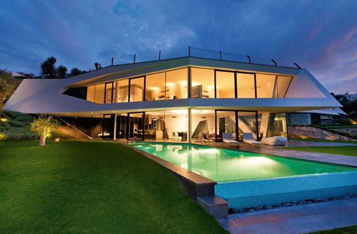 Photo of Le Hebil 157 Houses progetta dallo studio di architettura Aytac Architects