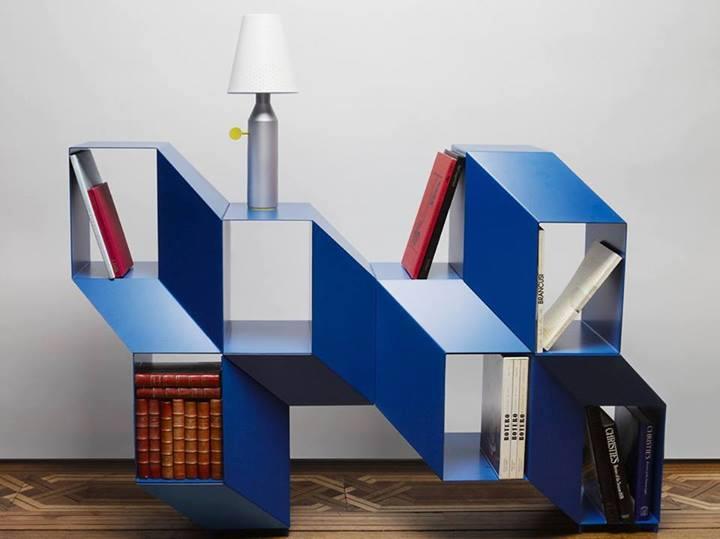 Photo of La libreria ROCKY disegnata da Charles Kalpakian