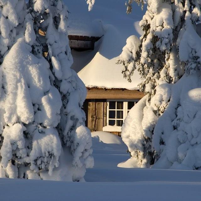 Photo of Stupendo chalet immerso nella neve