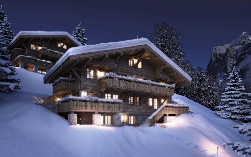 Photo of Chalet Bergwelt a Grindelwald in Svizzera