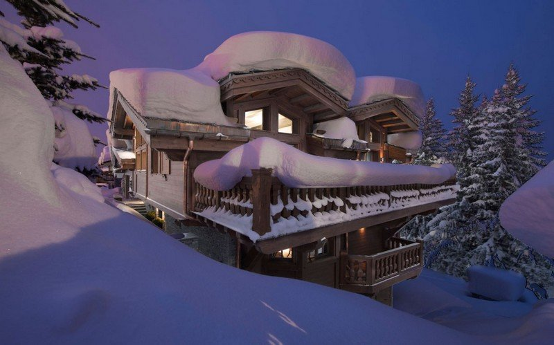 Photo of Chalet le Coquelicot a Courchevel