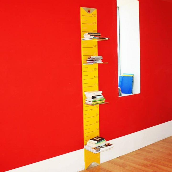 Libreria da parete Meter by Ardes
