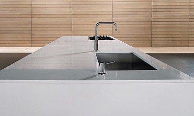 Piano cucina in okite o corian eccovi la nostra recensione - Top cucina materiali ...