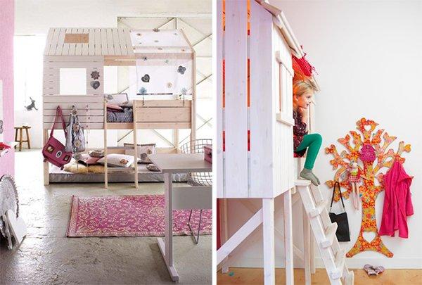 Letti per bambini divertenti modelli consigliati e prezzi for Piani di casa pensione 2 camere da letto