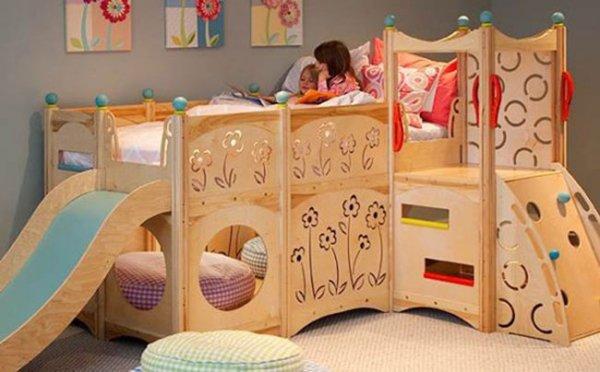 Letti A Castello Per Bambini Economici : Letti per bambini divertenti: modelli consigliati e prezzi