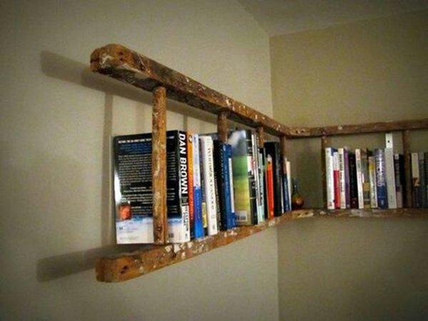 Libreria fai da te 5