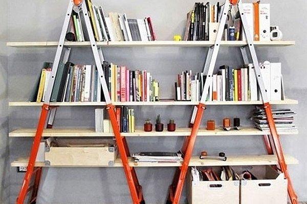 Libreria fai da te 9
