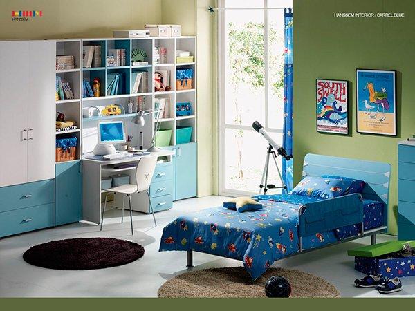 Camerette salvaspazio per bambini soluzioni economiche for Soluzioni economiche per arredare casa