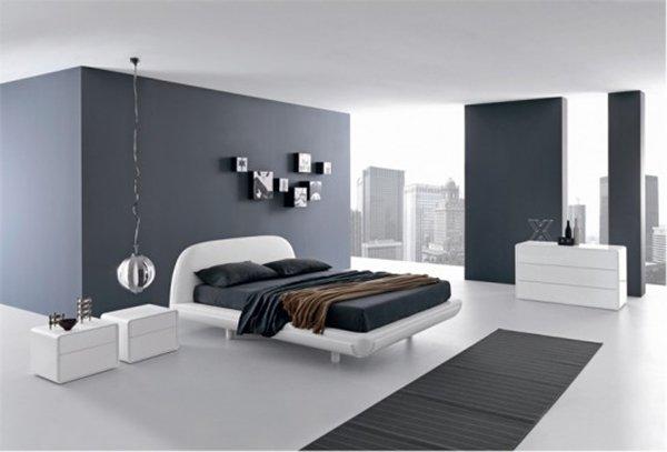 Arredare una camera da letto foto esempi consigli e - Camera da letto minimal ...