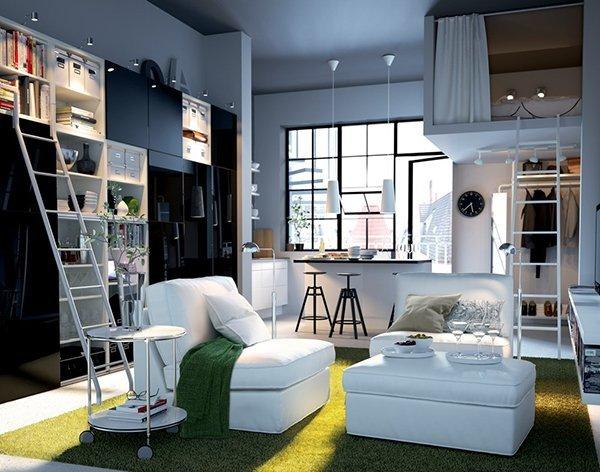 Arredare un monolocale di 20 mq designandmore arredare casa for Casa di 2000 metri quadrati