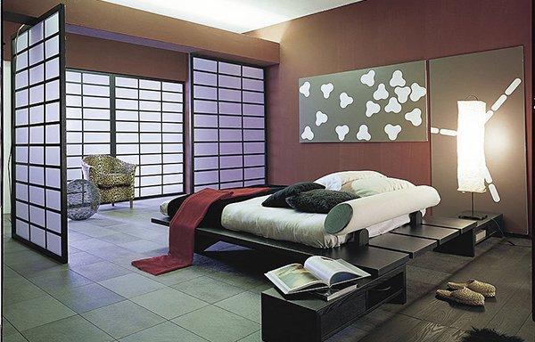 Camera Da Letto Stile Orientale : Arredare una camera da letto foto esempi consigli e