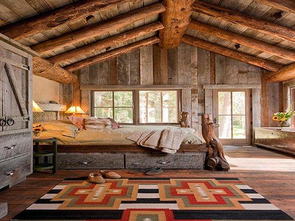 camera da letto 10 stili d arredo bedroom bedroom decorating ideas in rustic country style