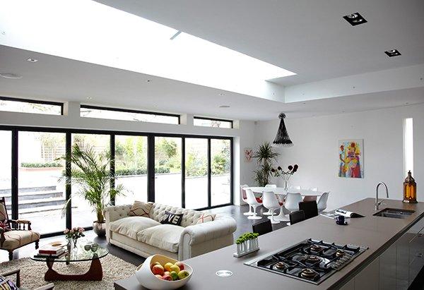 Dividere la cucina dal soggiorno tutti i nostri consigli for Idee per dividere cucina e soggiorno