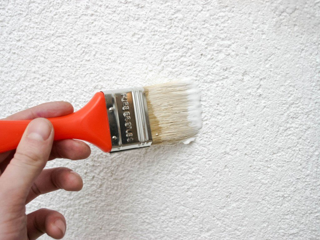 pittura a pennello