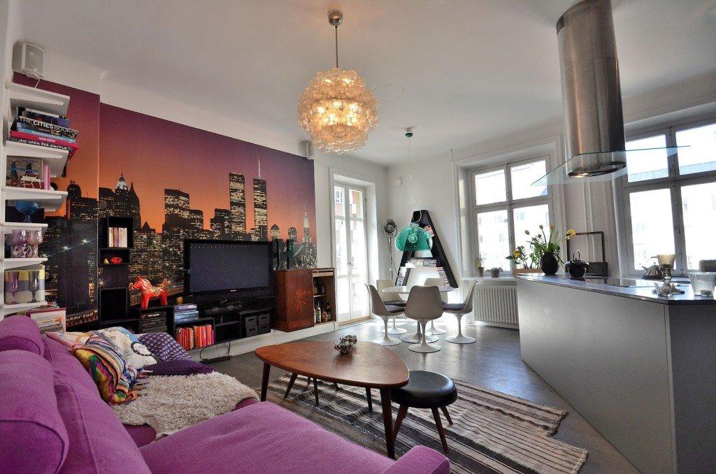 Arredare piccoli appartamenti: consigli per una casa da single ...