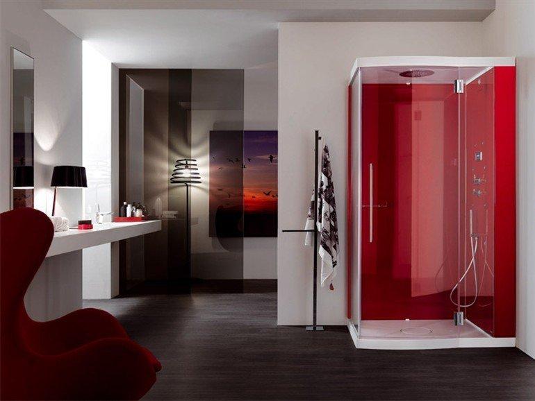 come scegliere il box doccia per il bagno: la soluzione Alya della Samo