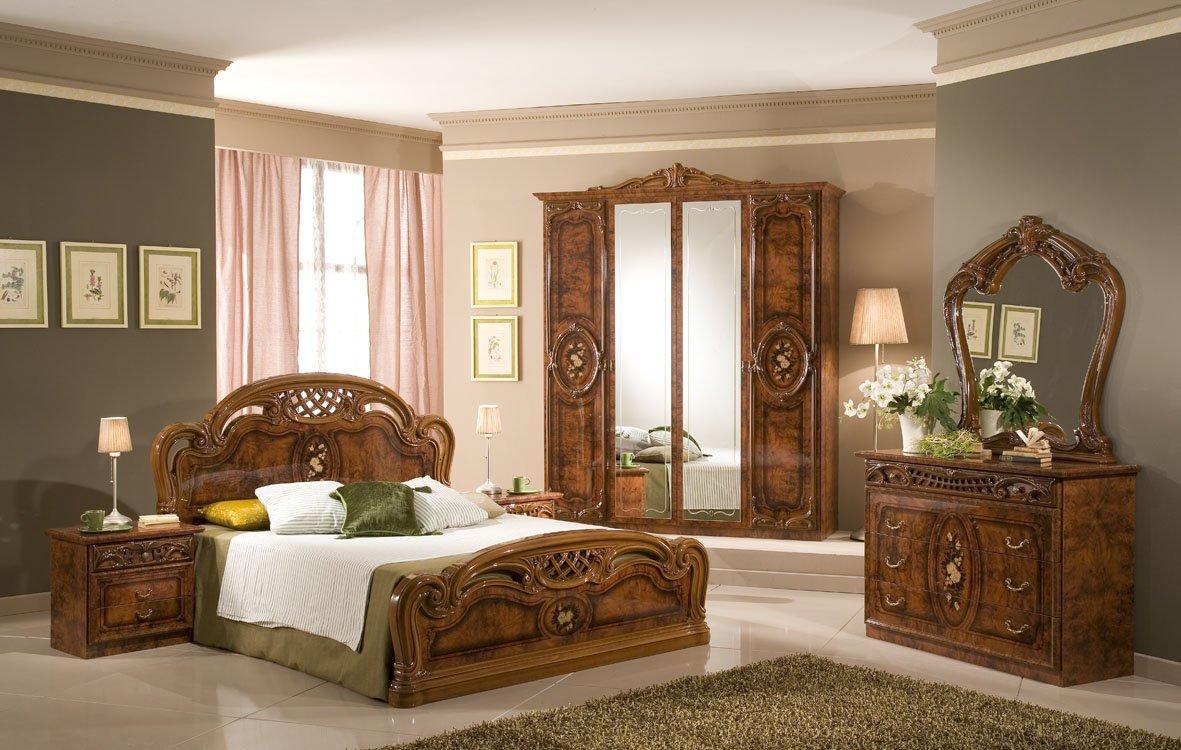 Idee di arredo per la camera da letto 10 stili diversi for Idee di arredo
