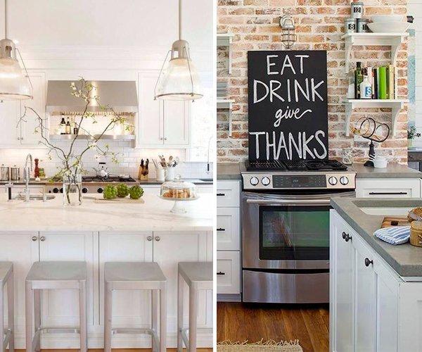 Idee per arredare la cucina i nostri suggerimenti - Idee arredo casa ...