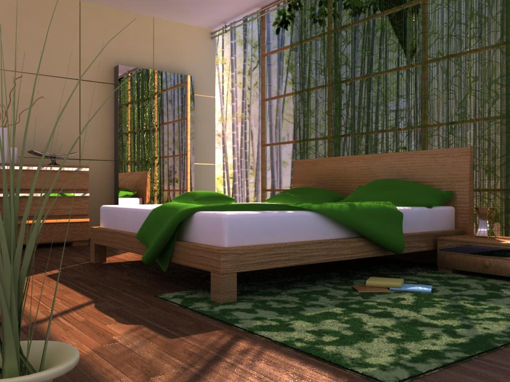 Idee di arredo per la camera da letto 10 stili diversi designandmore arredare casa - Feng shui colori camera da letto ...