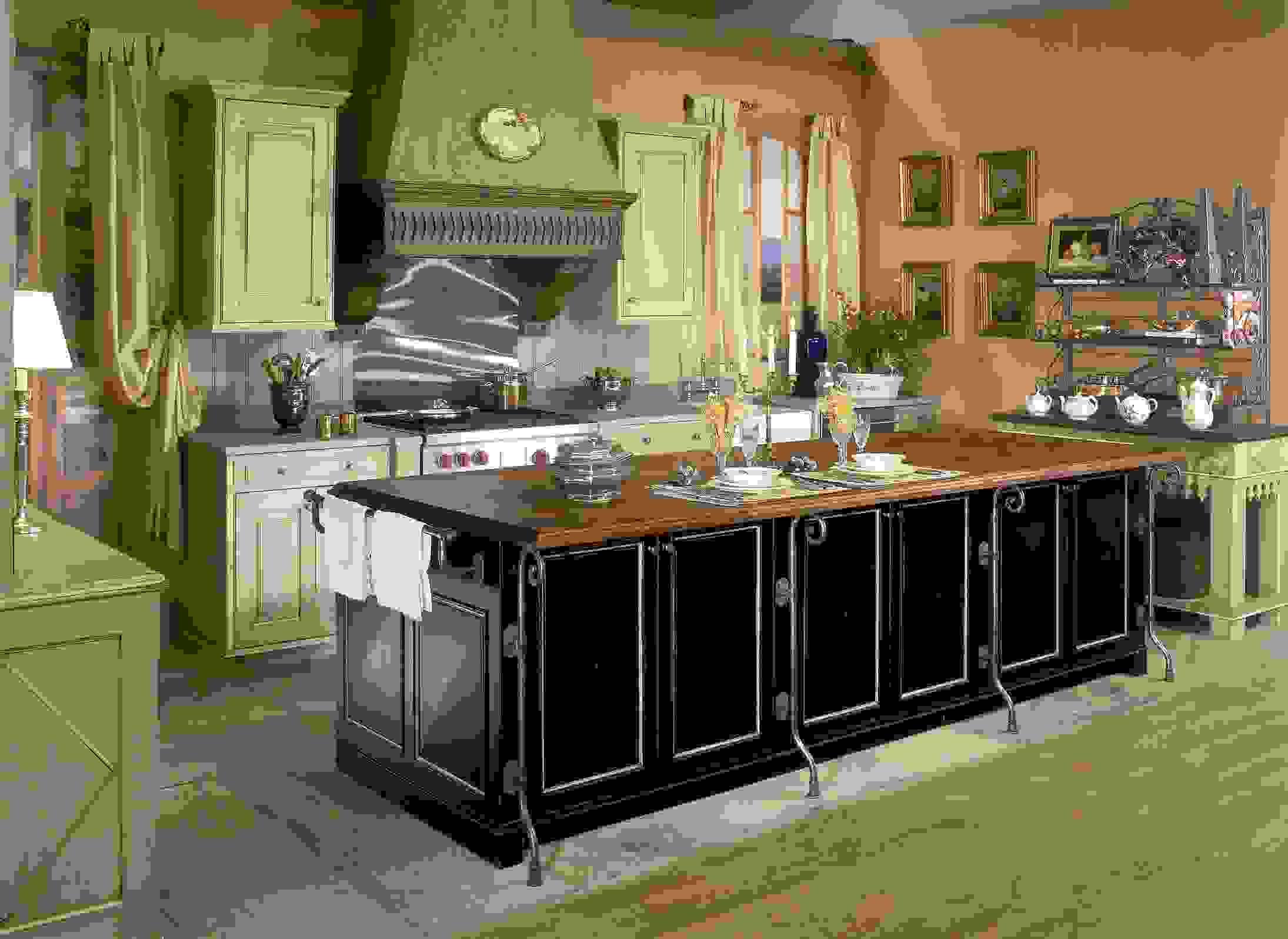Cucine Country Idee Di Arredamento Con Foto Di Esempio E Consigli