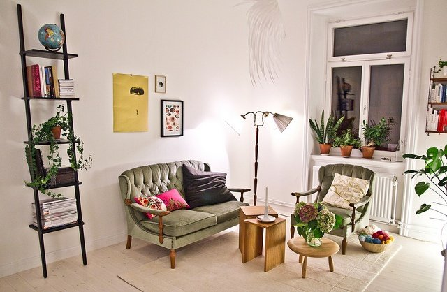 arredare soggiorno piccolo