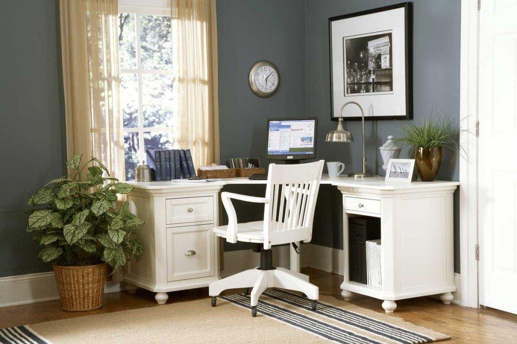 elegante ufficio in casa