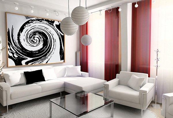 arredamento minimal per la casa: consigli ed ispirazioni - Mobili Soggiorno Minimal 2