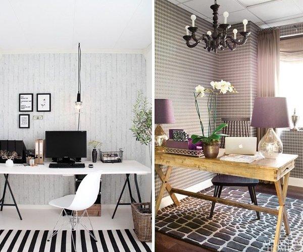 Casa arredo studio consigli di arredamento dello studio di casa designandmore arredare casa - Arredare studio in casa ...