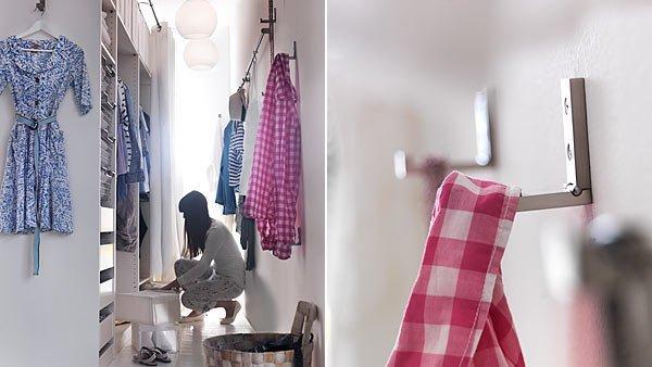 Photo of Cabine armadio per camere da letto poco spaziose