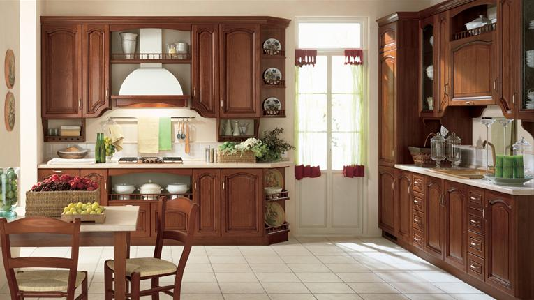 Cucine classiche: componibili e anche moderne, modelli consigliati e ...