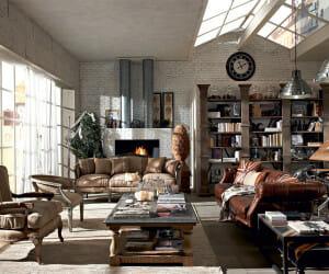 Arredare casa in stile inglese for Case stile antico